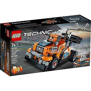 Lego Technic Veiculo Caminhao de Corrida com 227 Peças 42104