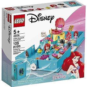 Lego Disney Princesas Aventuras dos Contos da Ariel 43176