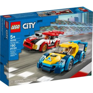 Lego City Competiçao de Carros de Corrida 190 Peças 60256