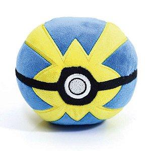 Brinquedo Pokemon Pokebola de Pelúcia Sortida Unitária Dtc