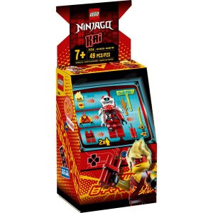 Lego Ninjago Kai Avatar e Pod de Arcade com 49 Peças 71714