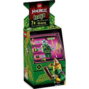 Lego Ninjago Lloyd Avatar e Pod de Arcade com 48 Peças 71716