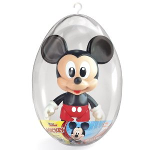 Ovo de Páscoa Personagens Mickey Disney Sortido Unitário