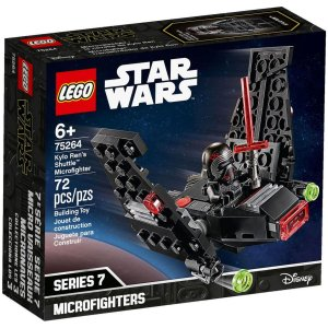 Lego Star Wars TM Microfighter Nave Espacial Kylo Ren 75264