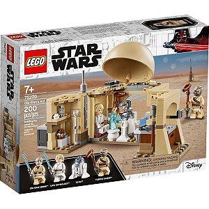 Lego Star Wars TM O Acampamento de Obi-Wan 200 Peças 75270
