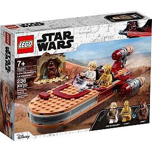 Lego Star Wars TM O Landspeeder X-34 de Luke Skywalker 75271