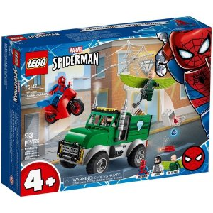 Lego Marvel Super Heroes Assalto ao Caminhao do Abutre 76147