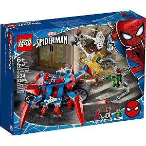 Lego Marvel Super Heroes Spider Man vs Doutor Octopus 76148