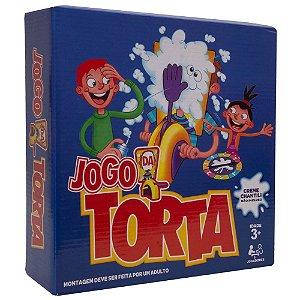 Brinquedo Jogo da Torta Divertido Original Polibrinq 6014