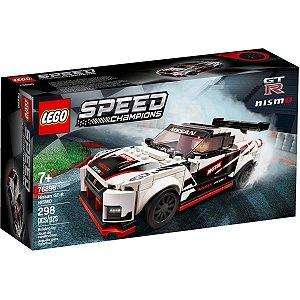 Lego Speed Champions Nissan GT-R Nismo com 298 Peças 76896