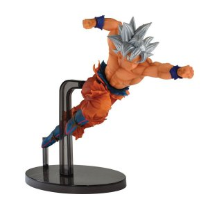 Figura Dragon Ball Z Goku Instinto Superior Banpresto 27151