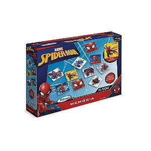 Brinquedo Jogo da Memoria Homem Aranha Original da Xalingo