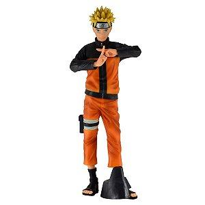 Figura Naruto Shippuden Nero Uzumaki Naruto Banpresto 29691