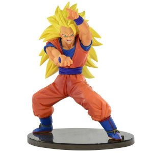 Figura Dragon Ball Z Goku Super Saiyajin 3 Banpresto 29895