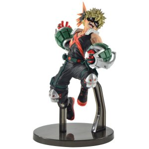 Figura My Hero Academia Katsuki Bakugo da Banpresto 35780