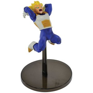 Figura Dragon Ball Z Vegeta Super Saiyajin Banpresto 25207