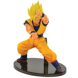 Figura Dragon Ball Z Goku Super Saiyajin da Banpresto 25205