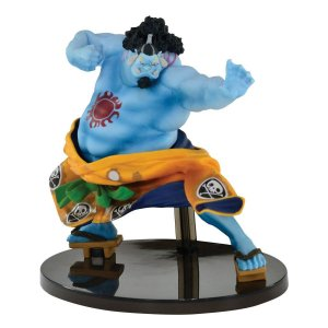 Figura One Piece World Colosseum Jinbei da Banpresto 34581