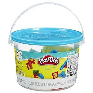 Massinha de Modelar Play Doh Mini Balde Sortido Hasbro 23414