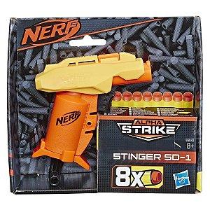 Lançador Nerf Alpha Strike AS Stinger Sd-1 da Hasbro E6972