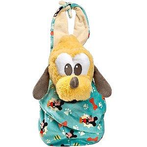 Brinquedo Pelúcia Disney Baby Pluto 25 Cm Original Fun