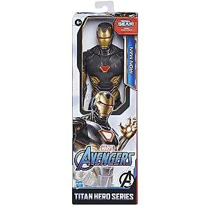 Boneco Marvel Homem de Ferro Traje Dourado da Hasbro E7878