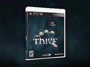 Jogo Da Square Enix Novo Lacrado Thief Para Playstation 3