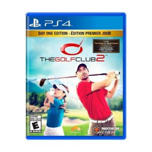 Jogo Mídia Física Golf Club 2 Day One Edition Para Ps4