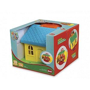 Brinquedo Educativo Family Kids Original Dismat MK142