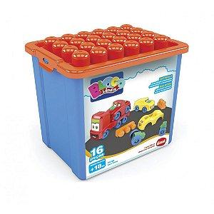 Brinquedo Educativo Caixa Cars Show Original Dismat MK196