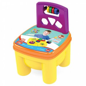 Brinquedo Educativo Brinkadeira Pedagógica Dismat MK217