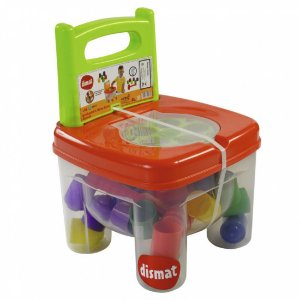 Brinquedo Educativo Brinkadeira Bate Bate Dismat MK248