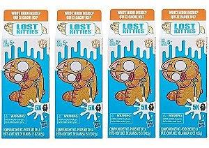 Kit Com 4 Lost Kitties Figuras Surpresa  Hasbro E4458 13606
