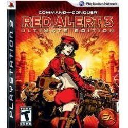Jogo Americano Command & Conquer Red Alert 3 Para Ps3 N.f.