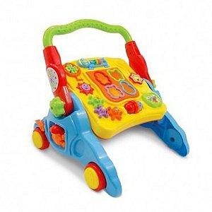 Maral Brinquedo Para Bebê Andador 4x1 - Novo