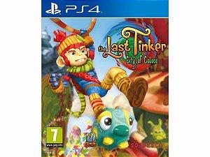 Jogo Novo The Last Tinker City Of Colors Para Playstation 4