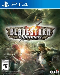 Jogo Novo Bladestorm Nightmare Para Playstation 4 Ps4