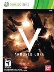 Jogo Ntsc Armored Core V Original Lacrado Para Xbox 360