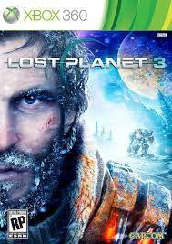 Jogo Novo Capcom Lacrado Lost Planet 3 Para Xbox 360