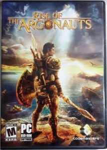 Jogo Lacrado Rise Of The Argonauts Para Computador Pc