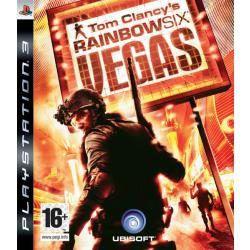 Jogo Tom Clancy`s Rainbowsix Vegas Ubisoft Pra Ps3 Americano