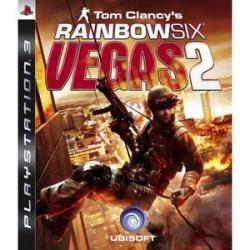 Jogo Tom Clancy´s Rainbowsix Vegas 2 Ubisoft Para Ps3 Usa