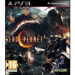 Jogo Lost Planet 2 Capcom Para Ps3 Americano, Envio Imediato
