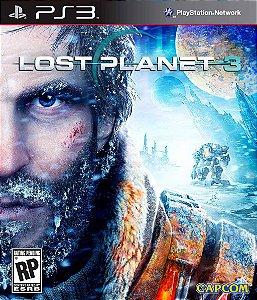 Jogo Novo Lacrado Lost Planet 3 Para Playstation 3