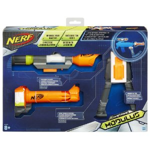 Lançador Nerf Modulus Kit Long Range Upgrade Hasbro B1537