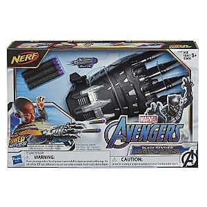 Lançador Nerf Marvel Power Moves Pantera Negra Hasbro E7372
