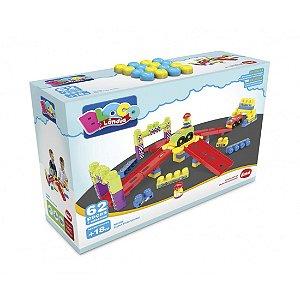 Brinquedo Educativo Super Pista Divertida Dismat MK299