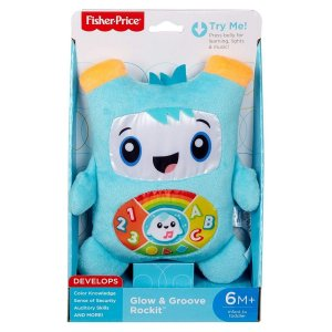 Brinquedo Fisher Infant Primeiro Rockit Fisher Price Gfj27