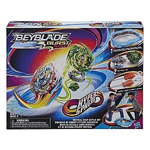Brinquedo Arena Beyblade Drop Hypersphere Hasbro E7609