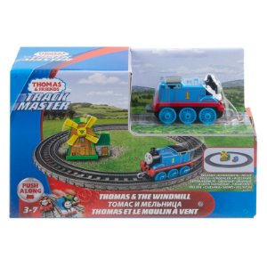 Veiculo e Pista Thomas no Moinho de Vento Fisher Price Gff09
